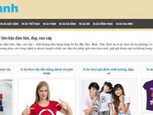 Dịch vụ in áo nhanh: inaonhanh.com