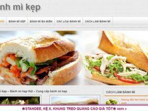 Bánh mì kẹp - banhmikep.com