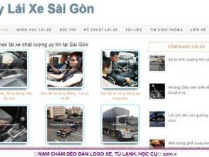 Dạy lái xe Sài Gòn - daylaixesaigon.com