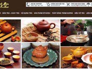 Dụng cụ pha trà - tratuuvuonggia.com