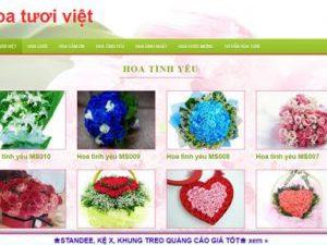 Hoa tươi đẹp - hoatuoiviet.com