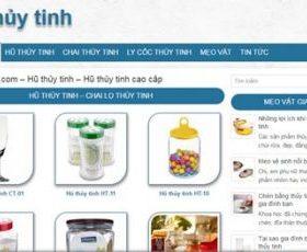 Hũ thủy tinh - huthuytinh.com