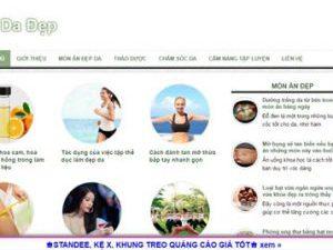 Làn da đẹp - landadep.com