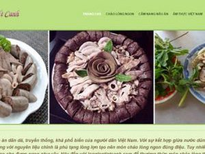 Lòng lợn tiết canh - longlontietcanh.com