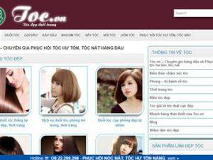 Phục hồi tóc - toc.vn