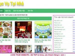 Phục vụ tại nhà - phucvutainha.com