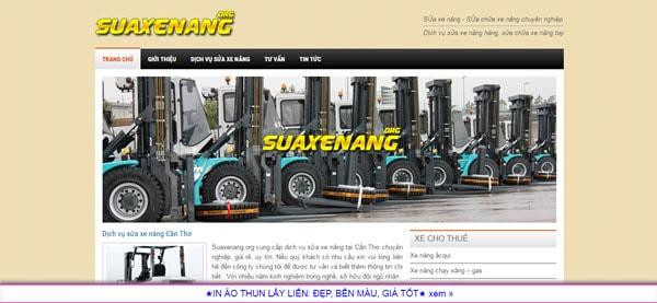 Sửa xe nâng - suaxenang.org