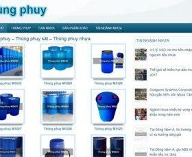 Thùng phuy - thungphuy.com