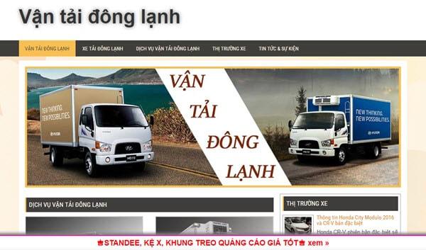 Vận tải đông lạnh - vantaidonglanh.com