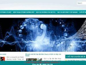 Viễn thông Viettel - viettelnet.com.vn