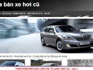 Mua bán xe hơi cũ - muabanxehoicu.com