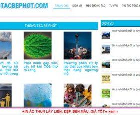 Thông tắc bể phốt - thongtacbephot.com