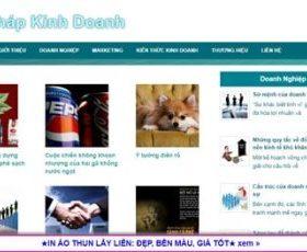 Giải pháp kinh doanh - giaiphapkinhdoanh.com