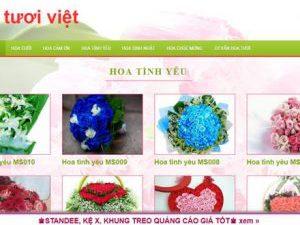 Hoa tươi Việt - hoatuoiviet.com